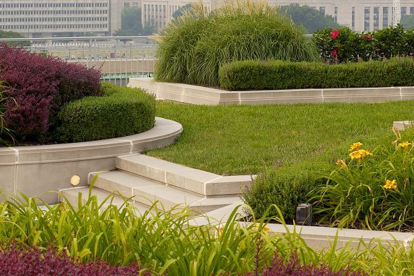 "Three benefits to cool ""green"" roofs. 
