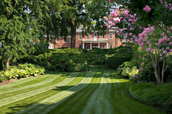Residential Landscaping as Hepburn Would Like It