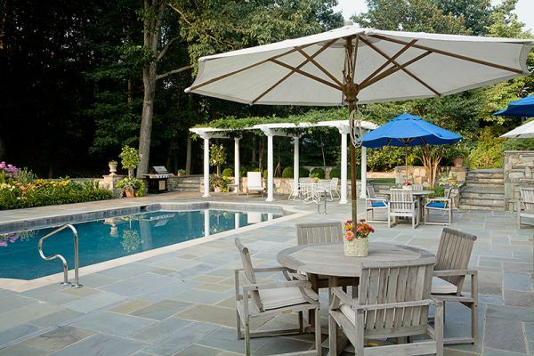 BBQ Success Might Depend on Landscape Lighting | Fairfax VA