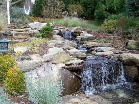 Residential landscaping that helps you telework | McLean, VA