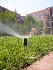 handling landscape irrigation for your property