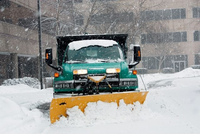 Turn to the Pros for Snow Removal