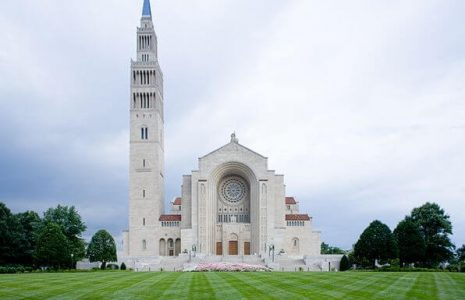 Basilica of the National Shrine exterior