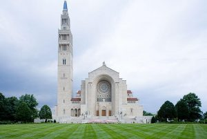 The Basilica of The National Shrine of The Immaculate Conception, District of Columbia